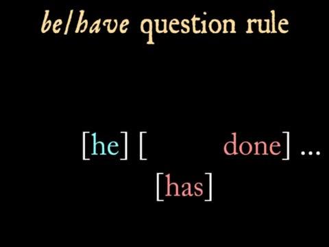 语言学:句法