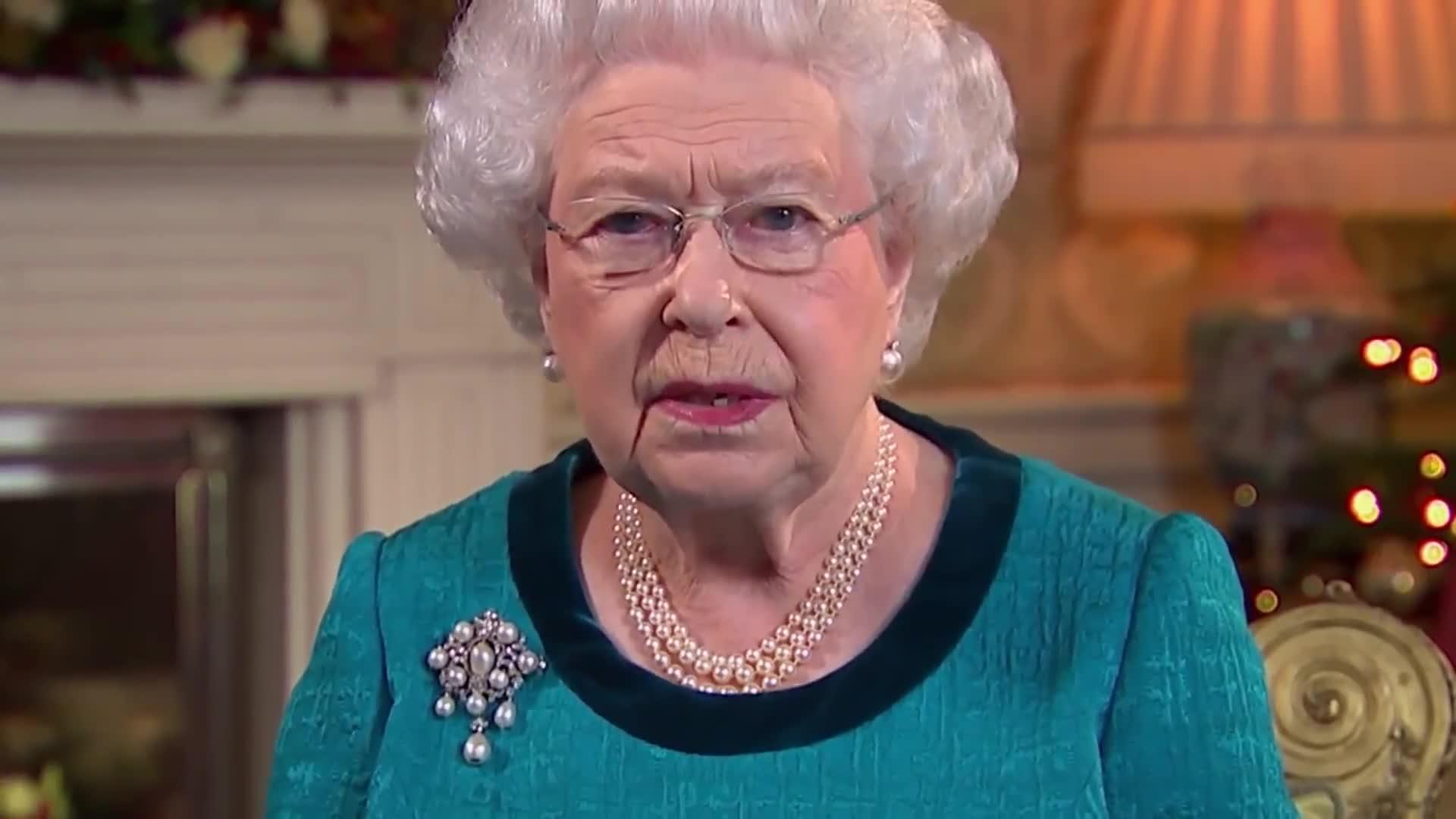 英国女王2016圣诞演讲